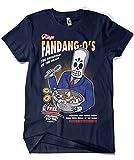 Camisetas La Colmena 1038-Camiseta Rings FandangOs Cereals (Olipop)