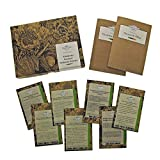 Erbe della Provenza - set regalo di semi con 7 erbe da cucina della classica miscela di spezie