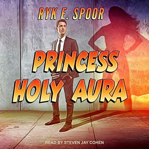 Princess Holy Aura cover art
