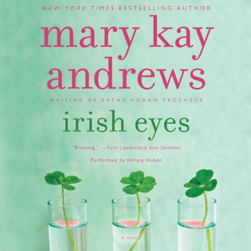 Irish Eyes audiobook cover art