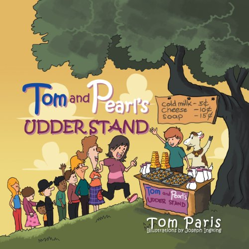 Tom and Pearl's Udder Stand (English Edition)