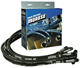 Moroso 73821 Ultra 40 negro plug wire set