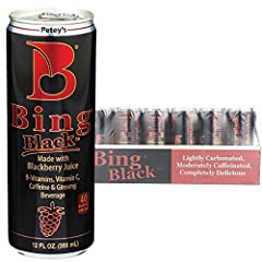 A carbonated, juice-based beverage containing anti-oxidants, B-Vitamins, 100% Daily Value of Vitamin C, 122mg of Caffeine and Ginseng A healthy alternative to other soft drinks and energy drinks which are often heavily sweetened and high in calories ...