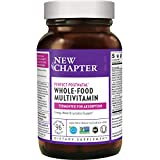 New Chapter Postnatal Vitamins Lactation Supplement with Fermented Probiotics + Wholefoods + Vitamin D3 + B...