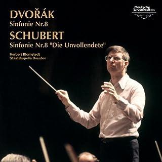 ドヴォルザーク:交響曲 第8番、シューベルト:交響曲 第8番 ロ短調『未完成』