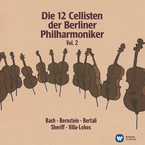 Die 12 Cellisten der Berliner Philharmoniker Vol. 2