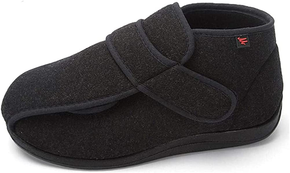 Diabetic 2021new shipping free shipping 100% quality warranty Shoes for Men Adjustable Warm Fleece Plush House