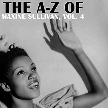 The A-Z of Maxine Sullivan, Vol. 4