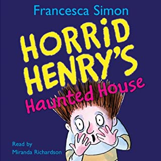 Horrid Henry's Haunted House cover art