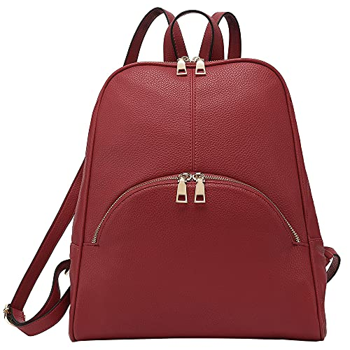 Scarleton Fashion Backpack, Purses for women, Backpack Purse for Women, Fashion Backpack for Women, H160810 - Red