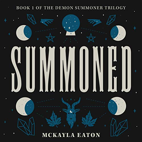Summoned Audiobook By Mckayla Eaton cover art