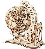 Puzzle 3D Maquetas Madera Kits Kits De Modelos De Madera 3D, 3D Hecho A Mano De Madera para Niños, Mapa Ball Montar Puzzle Juguetes Regalo para Niños Niños para Adultos Y Adolescentes