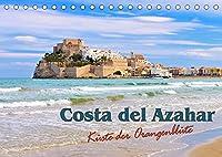 Costa del Azahar - Kueste der Orangenbluete (Tischkalender 2022 DIN A5 quer): Eine Reise entlang der Orangenbluetenkueste von Spanien (Monatskalender, 14 Seiten )
