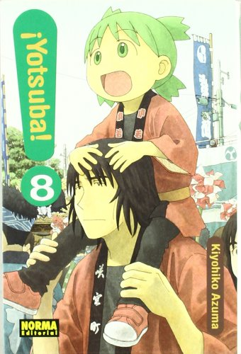 ¡Yotsuba! 8 (CÓMIC MANGA)