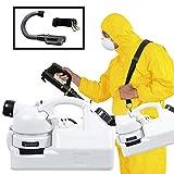 PetraTools Disinfectant Fogger - ULV 500 Fogger, Disinfectant Fogger Machine for Sanitation, Pest Control Foggers, Mosquito Fogger Machine, Mold Fogging, Professional Electric Atomizer (2-Gallon)