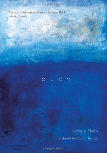 Image of Touch by Adania Shibli (2010-03-31)