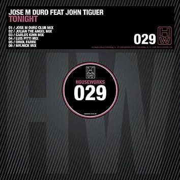 Tonight (feat. John Tiguer) [Julian the Angel, Carlos Kinn, Luis Pitti, Oriol Farre, Mr. Nick]