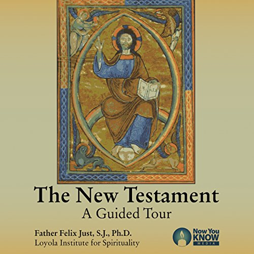 The New Testament: A Guided Tour audiobook cover art