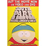 South Park - Poster Bigger, Longer & Uncut -