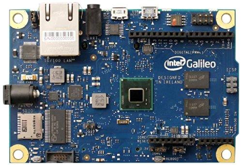 Intel GALILEO Single ATX DDR2 1066 Microcontroller Motherboard