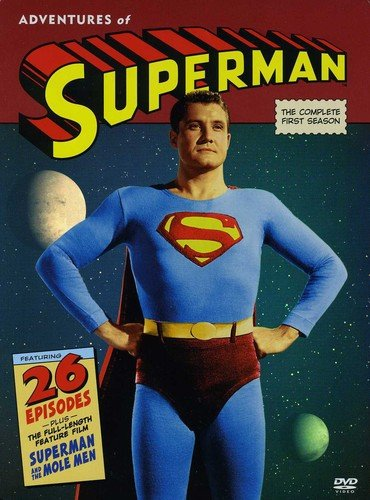 Adventures of Superman, The Complete First Season (DVD)