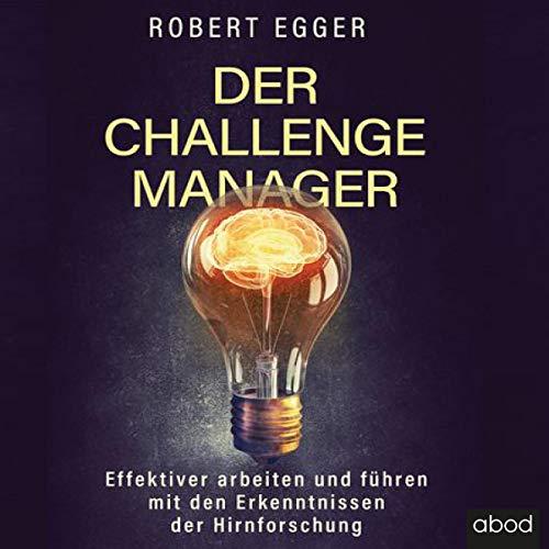 Der Challenge-Manager audiobook cover art
