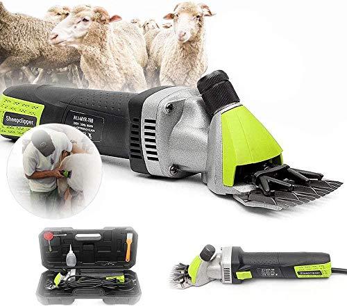 A-Generic Electric Sheep Shearer 850W Sheep Shearer Horse Cattle Sheep Goat...