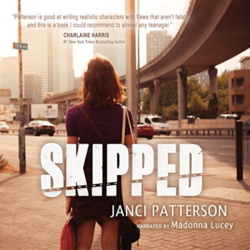 Skipped audiobook cover art
