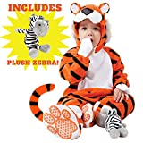 Spooktacular Creations Deluxe Baby Tiger Costume Set (12-18 Months)