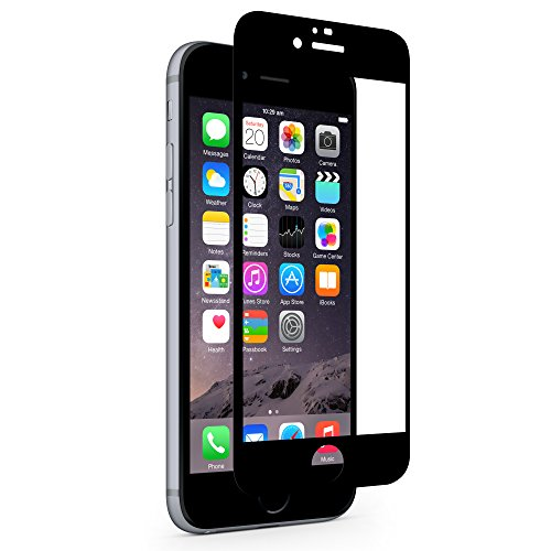 Moshi iVisor Anti-Glare iPhone 6/6S Screen Protector - Black