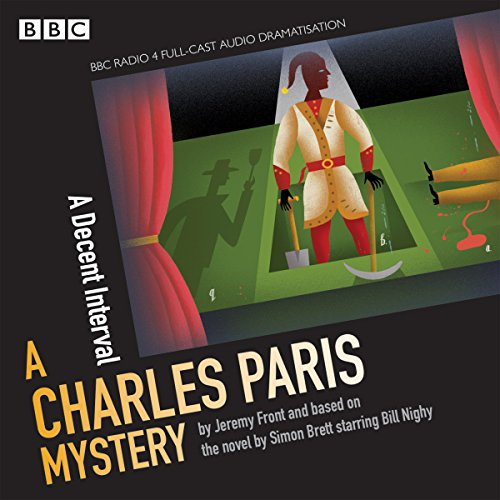 Charles Paris: A Decent Interval audiobook cover art