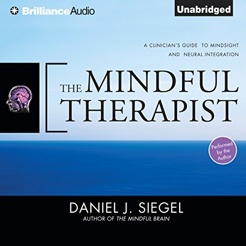 Page de couverture de The Mindful Therapist