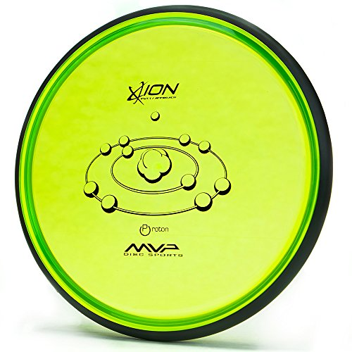 MVP Disc Sports Proton Ion Disc Golf Putter (165-170g / Colors May Vary)