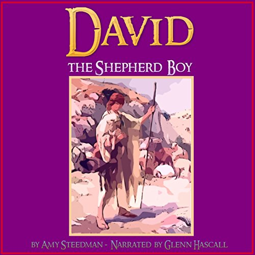 David the Shepherd Boy audiobook cover art