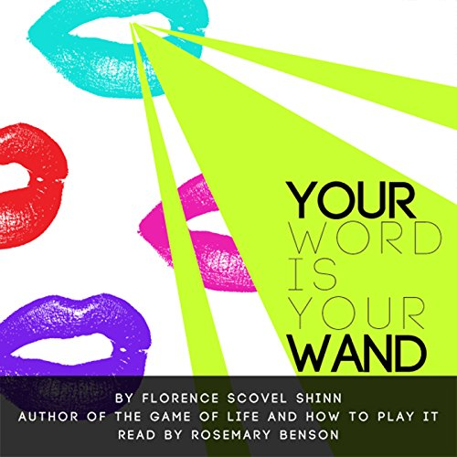 Your Word Is Your Wand audiobook cover art