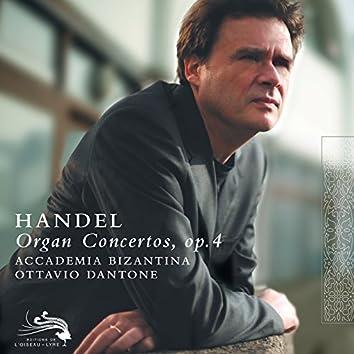 Handel: Organ Concertos, Op.4