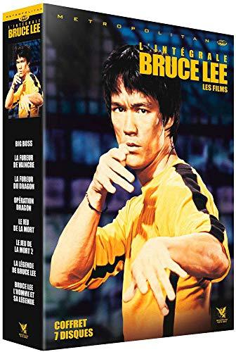Bruce Lee l'intégrale coffret 7 DVD