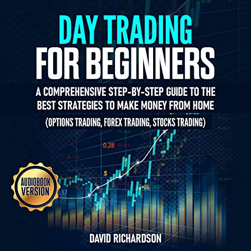 Day Trading for Beginners  By  cover art