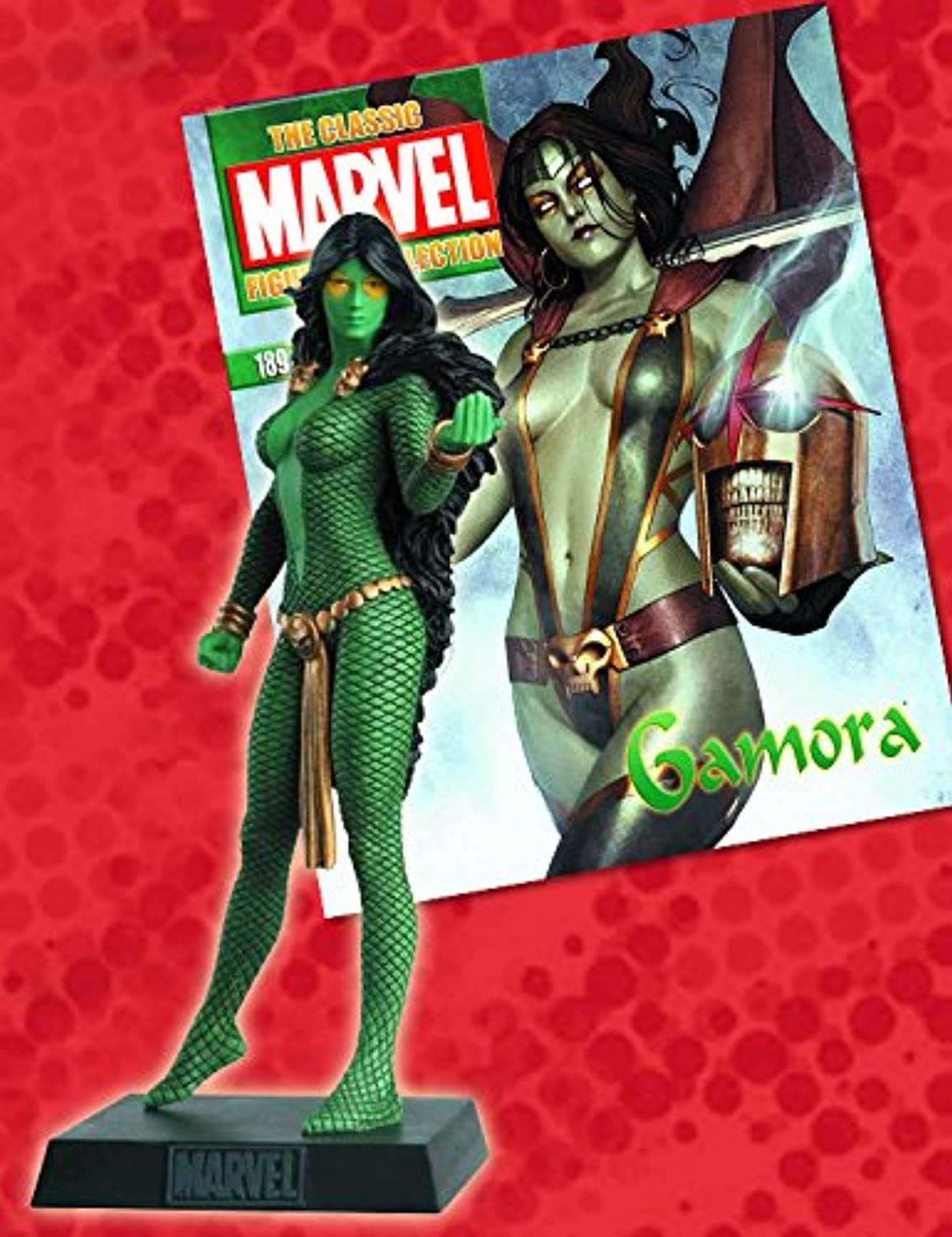 Marvel Figurine Collection  189 Gamora