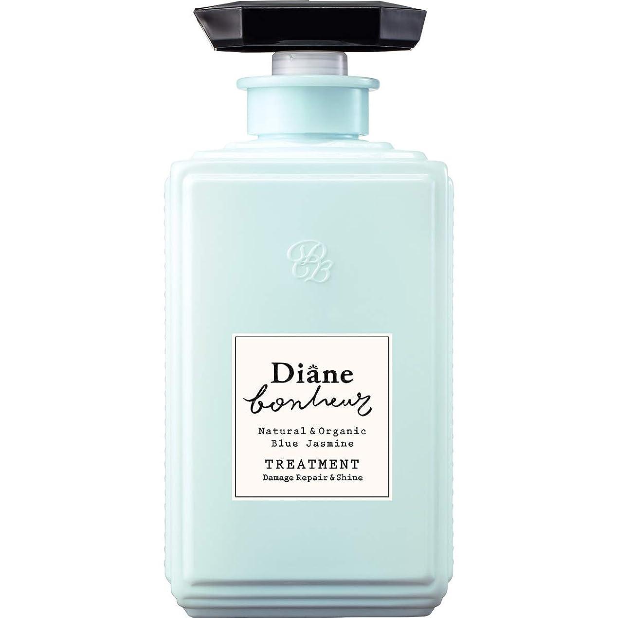 無駄だサンプル想像するダイアン ボヌール トリートメント ブルージャスミンの香り ダメージリペア&シャイン 500ml