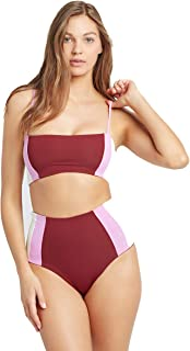 LSpace Women's Rebel Heart Bikini Top