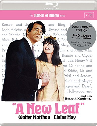 A New Leaf (1971) [Masters of Cinema] Dual Format (Blu-ray & DVD) [UK Import]