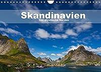 Skandinavien - Der mystische Norden (Wandkalender 2022 DIN A4 quer): Fotografien aus dem Norden Europas. (Monatskalender, 14 Seiten )