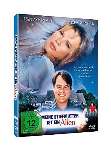 Meine Stiefmutter ist ein Alien - Mediabook - Limited Edtion (+ DVD) [Blu-ray]