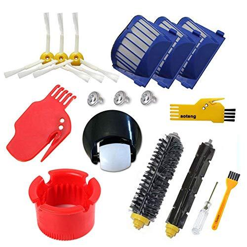 Accessoires de remplacement pour aspirateur Roomba Pour iRobot Roomba 500 600 série 529 550 595 620 625 630 650 660