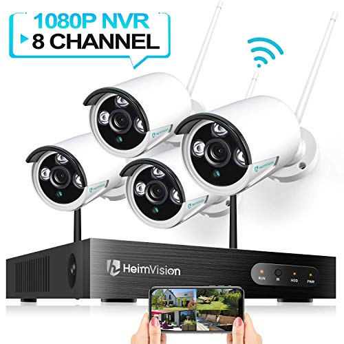 HeimVision HM241 1080P Wireless ...
