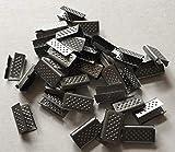 Sigilli in metallo bulinati per reggetta 13x0,5 (5-10) 1500pz
