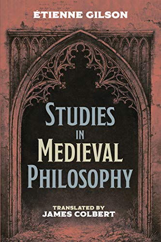 Studies in Medieval Philosophy (English Edition)