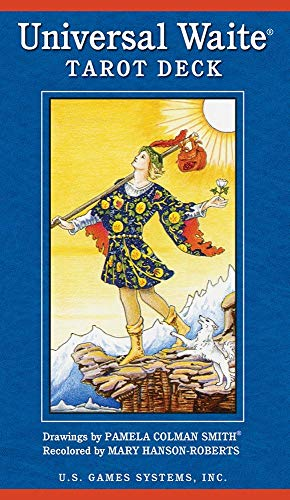 Universal Waite Tarot Deck (French Edition)