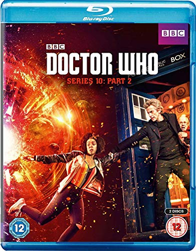 Doctor Who - Series 10, Part 2 [Blu-ray]